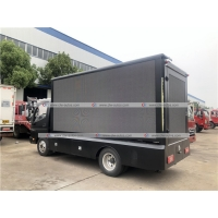 Quality Foton Mobile LED Screen Truck Billboard Display for Outdoor Road Advertising for sale