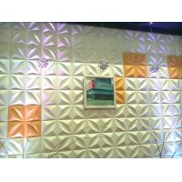 Buy cheap Cladding Wall Art Modern 3D Wall Panels from wholesalers