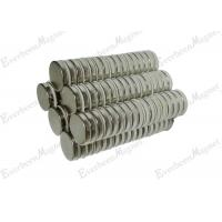 Quality Supper Strong NdFeB Permanent Magnets Φ25*4mm N35 Axial Magnetized For Toys for sale