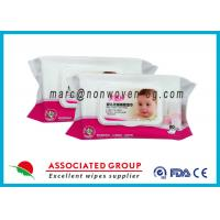 Quality Facial Wet Tissue For Baby for sale
