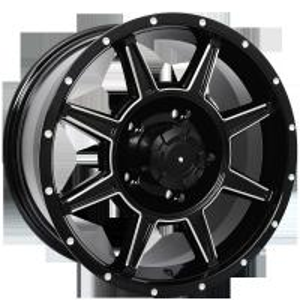 Buy cheap 4x4  suv  17x8.5   18x8.0 Alloy Wheels PCD 5x150   KIN-78025 product