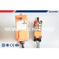 Quality Hoist Industrial wireless radio remote control for crane, construction industrial remote c for sale
