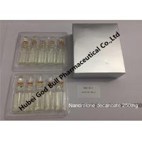 Quality Nandrolone decanoate 400mg/ml 1ml/vial genuis quality steroid injection for sale
