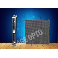 Quality Big Advertising HD LED Displays Wide Viewing Angle High Definition LED Display for sale