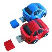 Buy cheap Car Shaped Promotional USB Flash Drives With Custom Logo 4gb from wholesalers