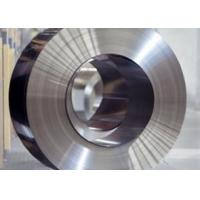 Quality 0.3 - 3.0mm Thickness Steel Metal Strips , 430 Stainless Steel Sheet Roll for sale