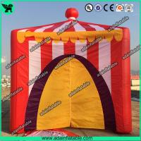 Quality Oxford Cloth White Advertising Inflatable Booth Tent for Exhibition,Promotion Booth Tent for sale