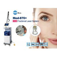 Buy cheap 2017 KES factory latest scar Acne Removal Skin Resurfacing Laser Equipment co2 fractional laser medical machine MED-870+ product