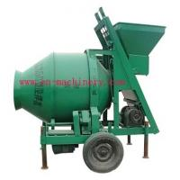 Quality Concrete Truck of Consturction Equipment Machinery  with Hydraulic Hopper for sale