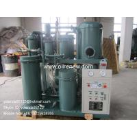 Quality Vacuum Dehydration System for Waste Lube Oil|Vacuum Oil Water Separator TYN for sale