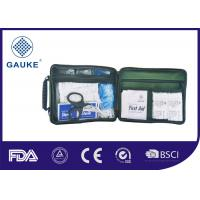 Quality Large Workplace First Aid Kit Box Nylon 600D PVC BS8599-2 British Standard for sale