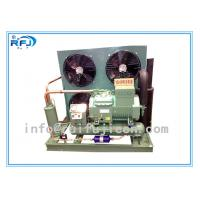 Quality Direct Cooling 10HP R404a Air cooled Refrigeration Condensing Units Bitzer 4VES-10Y , 8kw 4VCS-10.2Y for sale