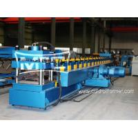 China Crash Barrier Roll Forming Machine Shanghai on sale