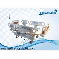 Quality Electric Detachable Hospital ICU Bed For Handicapped Ambulance for sale