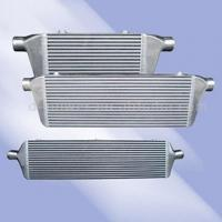 Quality 2-40 bar Fin Tube Heat Exchanger / Aluminum Plate And Bar Fin Transmisson System for sale