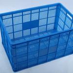 Quality HDPE Plastic Basket / Square plastic basket /Plastic Shopping Basket for sale