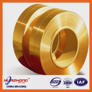Solder Brass coil / brass strip/brass brazing sheet