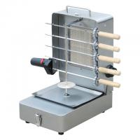 China Portable Auto Rotary Infrared Burner Mini Gas Kebab Grill with Skewers on sale