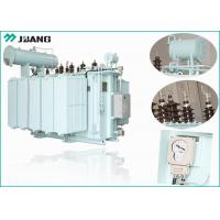 China 1600KVA High Voltage High Frequency Transformer 35KV Copper Windings Silicon Core on sale