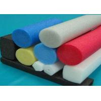 Quality Shock Proof Square / Round EPE Foam Rod For Protecting Pipe for sale