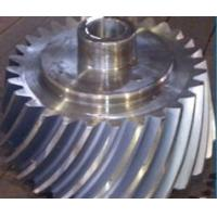 Quality High quality custom design 45 grade spiral bevel gear with high precision made in China for sale