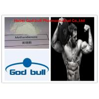 Buy cheap CAS 72-63-9 Dianabol Raw Steroid Powders , Bodybuilder Cutting Cycle Steroids product