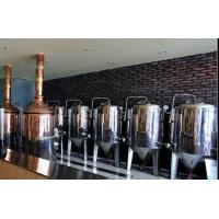 China 1BBL - 10 BBL draft beer equipments, brewing euipments for home use and resturant on sale