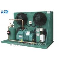 Quality R404a Air Cooled Condensing Unit For Cold Storage With Bitzer Compressor 4EES-6Y 4TES-12Y 6HE35Y for sale
