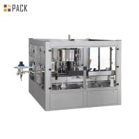 Quality Chemical OPP Bottle Sticker Labeling Machine Small Glue Consumption for sale