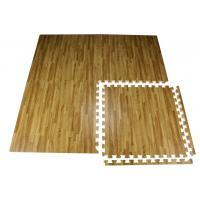 Quality EVA Wood Grained Foam floor Mats for sale