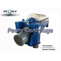 Outstanding and Continuous Decanter Centrifuge 3 Phase Decanting Machine for sale