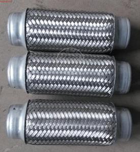 Quality 55 X 150mm Auto Exhaust Flexible Pipe Good Noise / Vibration Reduction for sale