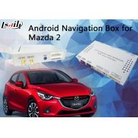 Quality Android 6.0 Auto Interface Box for Mazda support Tv WIFI BT MirrorLink Play Store, GPS Navigation for sale