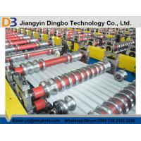 Quality Corrugated Roll Forming Machine with 1200mm Feeding width for sale