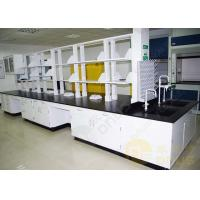 Quality Fire Resistance Epoxy Lab Countertops 133.8lb / Ft3 Density Iso9001 Standard for sale
