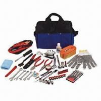 Quality 16-piece car tool kit for repairing and emergencies for sale