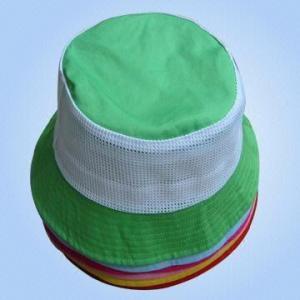 Quality Women's 100% Cotton Mesh Cap in Various Colors for sale