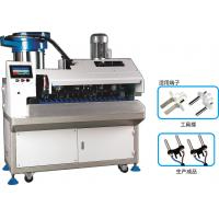 Quality Overseas After-Sales Service Round Cable Stripper 2 Round Pin Plug Crimping Machine (SD-2500S) for sale