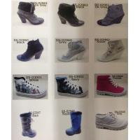 China Injection shoes(Canvas shoes, ladies dress shoes, boot) on sale