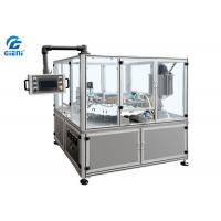 Quality Full Automatic Face Cream Filling Machine , Stainless Steel/ Rotary Filling Equipment for sale