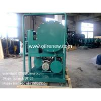 Quality Contaminated Diesel oil|Gasoline | Light Oil Purifier, Oil Filtering Plant TYB for sale