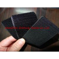 Quality High life cycle Weave un-brushed/ un-napped elastic fastener Velcro loop band for sale