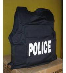 Quality Body Armor - Police Bullet Proof Vest (Kevlar / PE) for sale