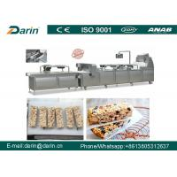 China Full Automatic Cereal Bar Cutting Machine Stainless Steel Peanut Brittle Candy on sale