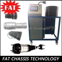 Buy cheap Hydraulic hose crimping machine for air suspension shock absorber assembly product