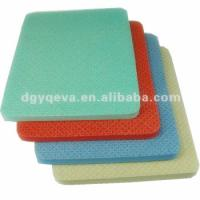 Quality strong EVA outsole shoe material for boot for sale