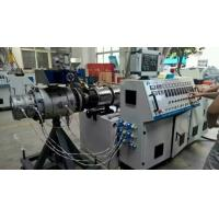 Quality PVC Polyvinyl Chloride Pipe Extrusion Plastic Pipe Production Machine One In Four for sale