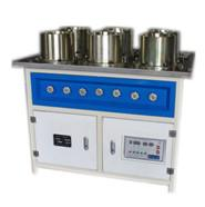 China Stainless Steel Concrete Testing Equipment , 5Mpa Impermeability Test Equipment on sale