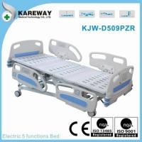 China Comfortable Adjustable ICU Hospital Bed , Hospital Style Beds For Patients on sale