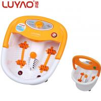 China Blood Circulation Foot Bath And Massager , ABS And PP Material Leg Spa Bath Massager on sale